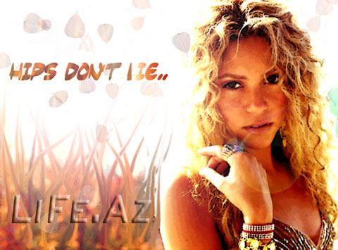 Shakira feat Wyclef Jean - Hips don`t lie